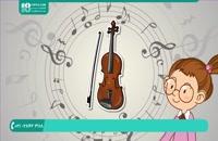 تقویت زبان انگلیسی کودکان ( حروف الفبا ) همراه با تصویر