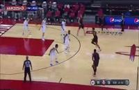 خلاصه بازی بسکتبال لس آنجلس کلیپرز - هیوستون راکتس