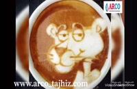 پرینتر قهوه