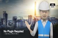 پروژه آماده افترافکت معرفی محصول و خدمات