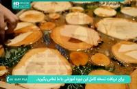 آموزش ساخت میز عسلی با رزین اپوکسی