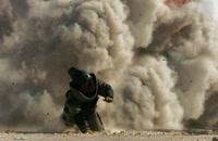 استفاده از موبایل باعث شد بمب منفجر بشه
