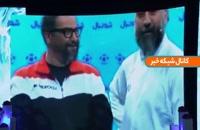 ادای احترام به علی انصاریان در اختتامیه جشنواره فیلم فجر