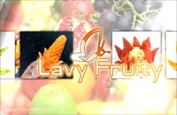 آموزش میوه آرایی - طرح گل با هویج و خیار
