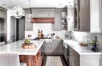 ایده های طراحی کابینت آشپزخانه