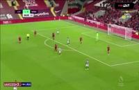خلاصه بازی فوتبال لیورپول 1 - وست برومویچ 1