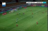 خلاصه بازی فوتبال فولاد - نفت مسجد سلیمان