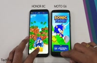 Honor 8C vs Moto G6 Speed Test & Camera Comparison