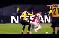 تکنیکها و مهارت های ستارگان فوتبال
