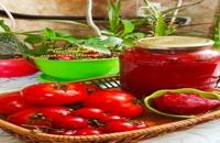 رب گوجه فرنگی خونگی