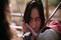 جنگ با شمشیر به همراه حرکات آکروباتیک