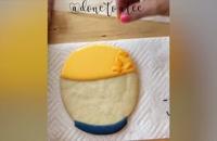 لذت آشپزی - طرز تهیه کوکی برای تولد شماره 17