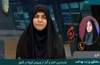 جدیدترین آمار کرونا در ایران - 26 مهر 99