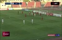 خلاصه مسابقه فوتبال ایران - هنگ کنگ