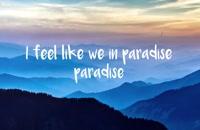 آهنگ Bazzi – Paradise با ویدیو متن