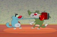انیمیشن اوگی و سوسک ها (فصل 2-ق69)-Boxing Fever