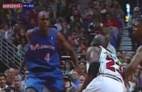 برترین لحظات مایکل جردن در NBA