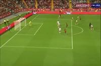 خلاصه بازی اسپانیا - گرجستان