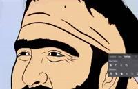 نقاشی دیجیتال رجب ایودیک Recep Ivedik