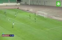 خلاصه مسابقه فوتبال عراق 6 - نپال 2 (دوستانه)
