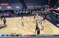 خلاصه بازی بسکتبال نیو اورلینز پلیکانز - فیلادلفیا