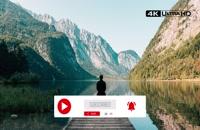 پروژه آماده پریمیر عناصر تبلیغ یوتیوب