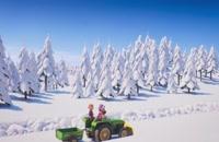 دانلود انیمیشن کریسمس در کتل هیل 2020