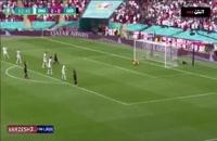 خلاصه بازی فوتبال انگلیس - آلمان