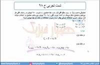 جلسه 101 فیزیک دوازدهم - نیروی اصطکاک 12 تست تجربی خ 98 - مدرس محمد پوررضا