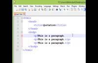 قسمت سوم آموزش HTML و CSS