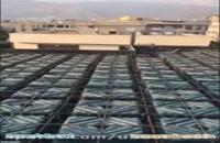 پروژه اجرای سقف یوبوت توسط شرکت گنبد فیروزه