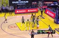 خلاصه بازی بسکتبال گلدن استیت - میلواکی باکس