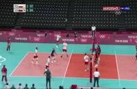 خلاصه بازی والیبال لهستان - ونزوئلا