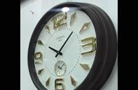ساعت دیواری کلاسیک مدل تورنتو Torento 304 – دیجی دکوری