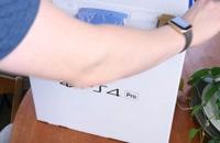 آنباکسینگ پلی استیشن 4 پرو سونی   Sony ps4 pro - گیمهاب