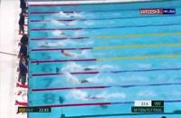شکستن رکورد المپیک