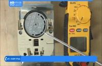 آموزش تعمیر کولر گازی - عیب یابی سوییچ کنترل حد فن در کوره