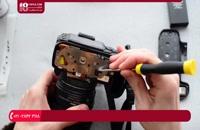 آموزش بررسی چیپ گرافیک دوربین عکاسی شامل عیب یابی و تعویض آن
