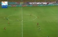 خلاصه بازی فوتبال فولاد - صنعت نفت آبادان