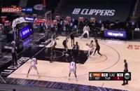 خلاصه بازی بسکتبال لس آنجلس کلیپرز - فینیکس سانز
