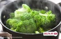 چگونه شوری غذا را از بین ببریم