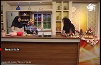 شیرینی عسل و نارگیل شیراز