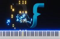 آهنگ دنس خارجی What the FUCK برای پیانو