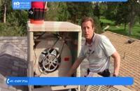 آموزش تعمیر کولر آبی|تعمیر کولر گازی|تعمیر کولر آبی(تعویض تسمه کولر آبی)