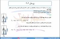 جلسه 86 فیزیک دوازدهم - نیروی عمودی سطح 3 - مدرس محمد پوررضا
