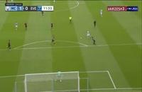 خلاصه مسابقه فوتبال منچسترسیتی 5 - اورتون 0