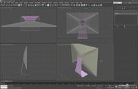 3ds max Defining polygon level of detail آموزش مدلینگ تری دی مکس
