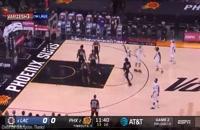 خلاصه بازی بسکتبال لس آنجلس کلیپرز - فونیکس سانز