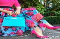 ست های زیبای کیف و کفش
