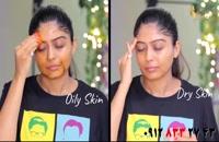 فیلم آموزش مراقبت از پوست + ماسک صورت